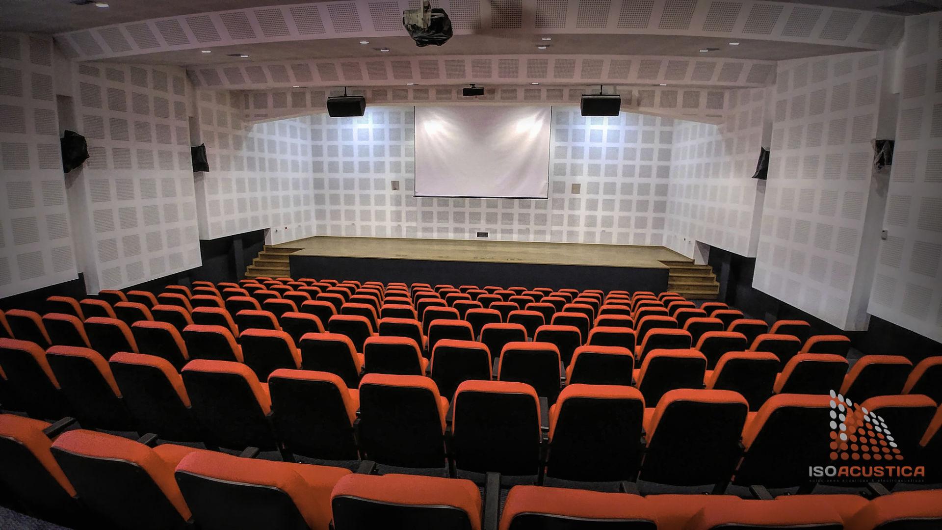 Auditorios y Salas Multiples